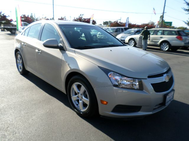 2011 CHEVROLET CRUZE LT FLEET 4DR SEDAN champagne 2-stage unlocking - remote abs - 4-wheel air f