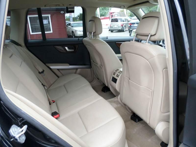 2011 MERCEDES GLK GLK 350 4MATIC AWD 4DR SUV