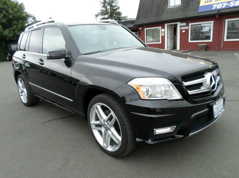 2011 MERCEDES-BENZ GLK GLK 350 4MATIC AWD 4DR SUV black 2-stage unlocking doors 4wd type - full