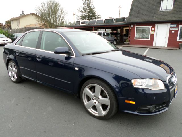 2006 AUDI A4 20T QUATTRO AWD 4DR SEDAN 2L I blue 1 owner vehivle abs - 4-wheel air filtrati