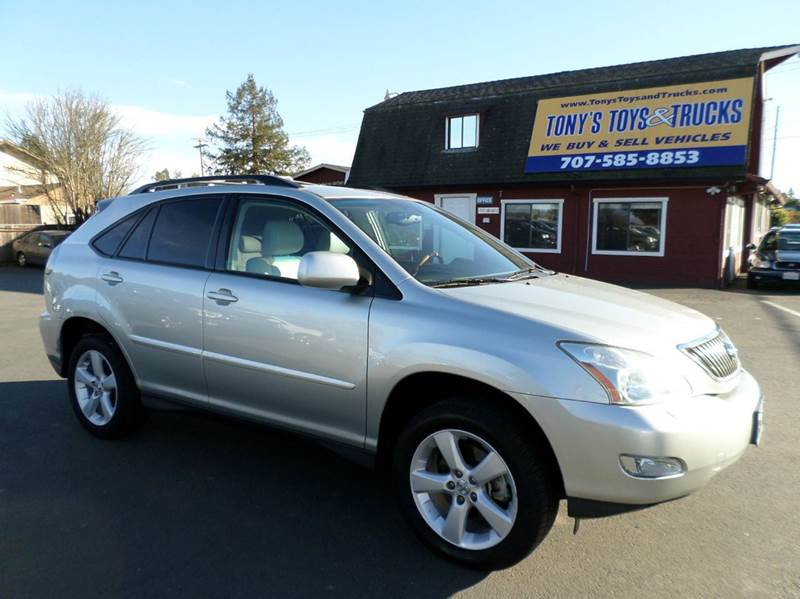 2005 LEXUS RX 330 BASE AWD 4DR SUV silver only 88281 milesleather navigation heated seats