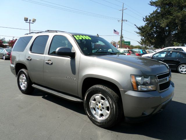 2007 CHEVROLET TAHOE LT 4DR SUV 4WD gray 2-stage unlocking - remote 4wd type - on demand abs - 4