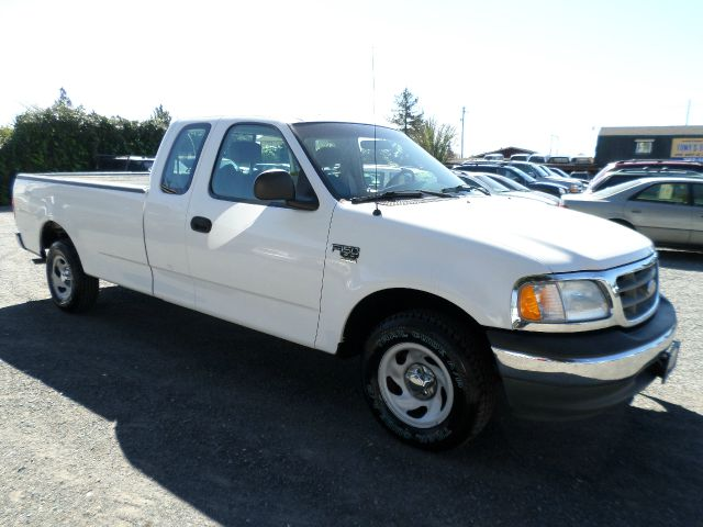2001 FORD F-150 XL 4DR SUPERCAB 2WD STYLESIDE LB white abs - 4-wheel anti-theft system - alarm