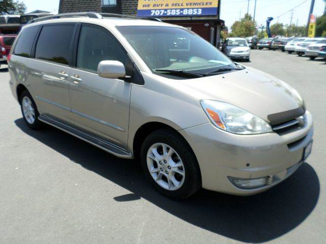 2004 TOYOTA SIENNA XLE LIMITED 7 PASSENGER AWD 4DR awd abs - 4-wheel anti-theft system - alarm c