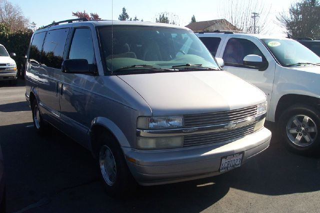 1998 CHEVROLET ASTRO 2WD unspecified abs brakesair conditioninganti-brake system 4-wheel absbo