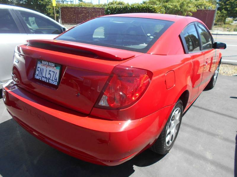 2005 SATURN ION 2 4DR COUPE
