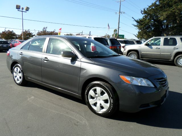 2007 TOYOTA CAMRY LE 4DR SEDAN 24L I4 5A drk gray 2-stage unlocking - remote abs - 4-wheel ai