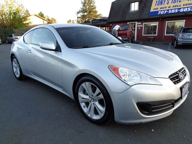 2011 HYUNDAI GENESIS COUPE 20T 2DR COUPE silver automatic20 turbopaddleshifters