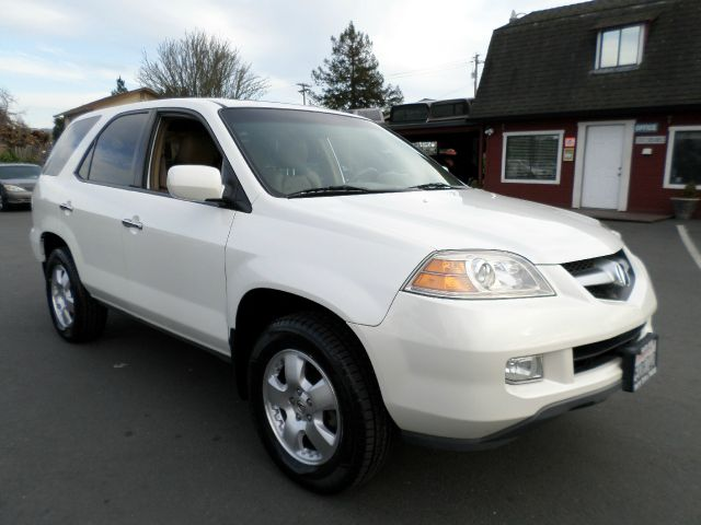 2006 ACURA MDX BASE AWD 4DR SUV pearl white abs - 4-wheel air filtration airbag deactivation - o