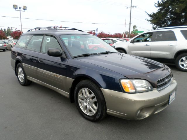 2003 SUBARU OUTBACK BASE AWD 4DR WAGON