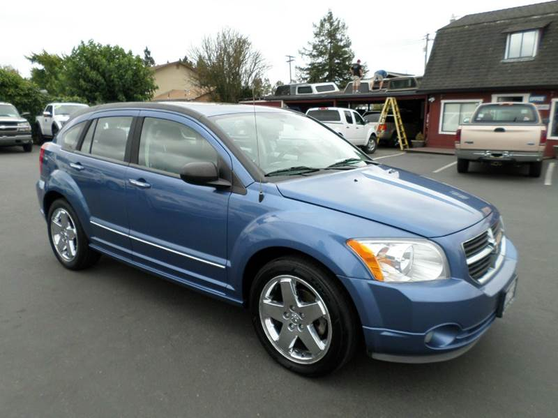 2007 DODGE CALIBER RT 4DR WAGON blue 2-stage unlocking abs - 4-wheel airbag deactivation - occ