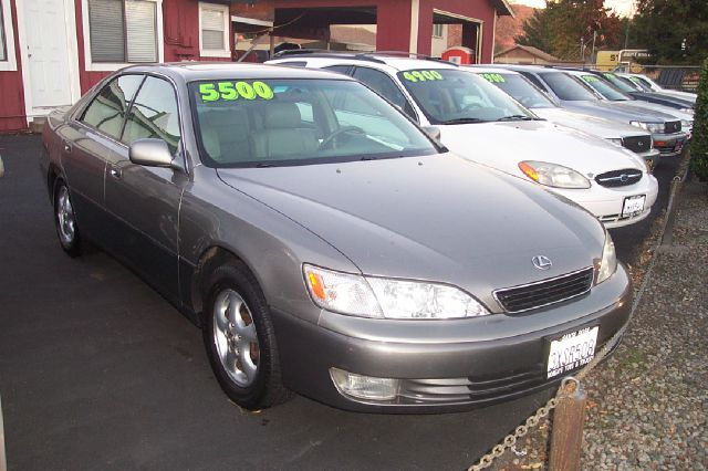 1998 LEXUS ES 300 BASE grey one owner abs brakesair conditioningalloy wheelsanti-brake system