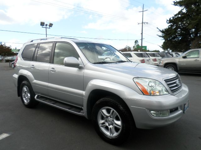 2006 LEXUS GX 470 BASE 4DR SUV 4WD silver 4wd type - full time abs - 4-wheel air filtration am
