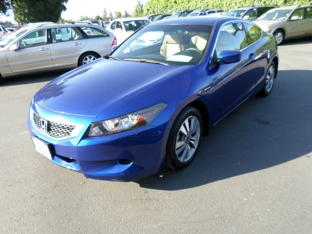 2008 HONDA ACCORD EX-L 2DR COUPE blue low miles  abs - 4-wheel active head restraints - dual fro