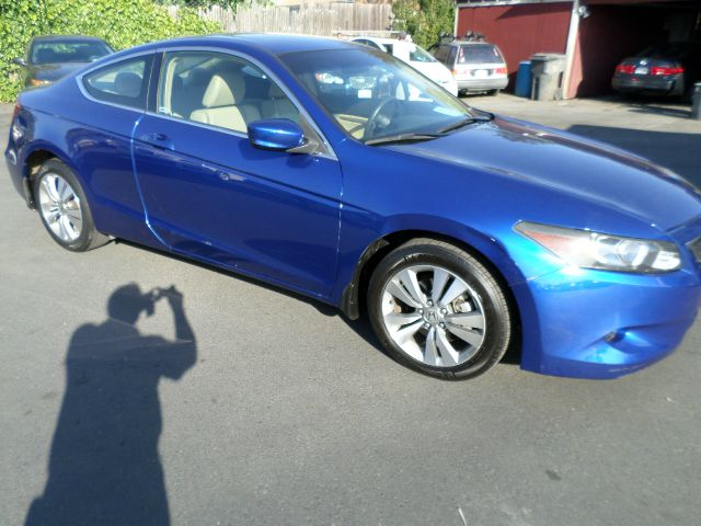2008 HONDA ACCORD EX-L 2DR COUPE blue low miles  5-speed manual transmission abs - 4-wheel acti