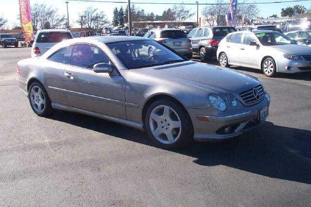 2004 MERCEDES-BENZ CL-CLASS CL500 gold abs brakesair conditioningalloy wheelsamfm radioanti-b