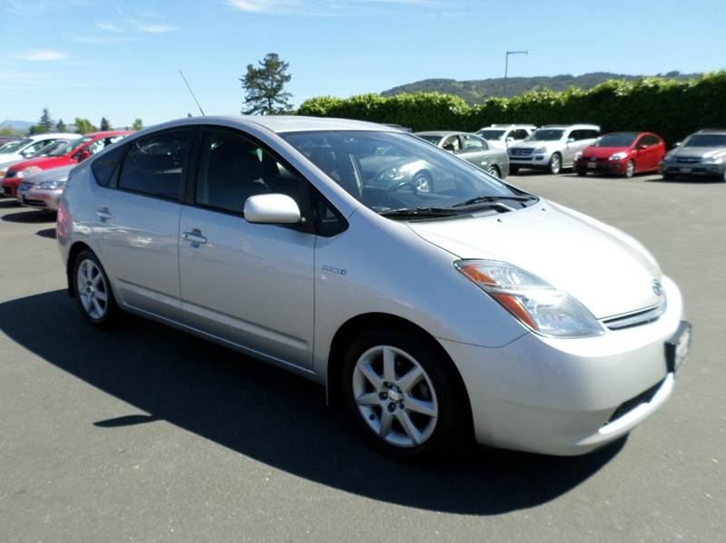 2008 TOYOTA PRIUS TOURING 4DR HATCHBACK silver 2-stage unlocking doors abs - 4-wheel air filtra