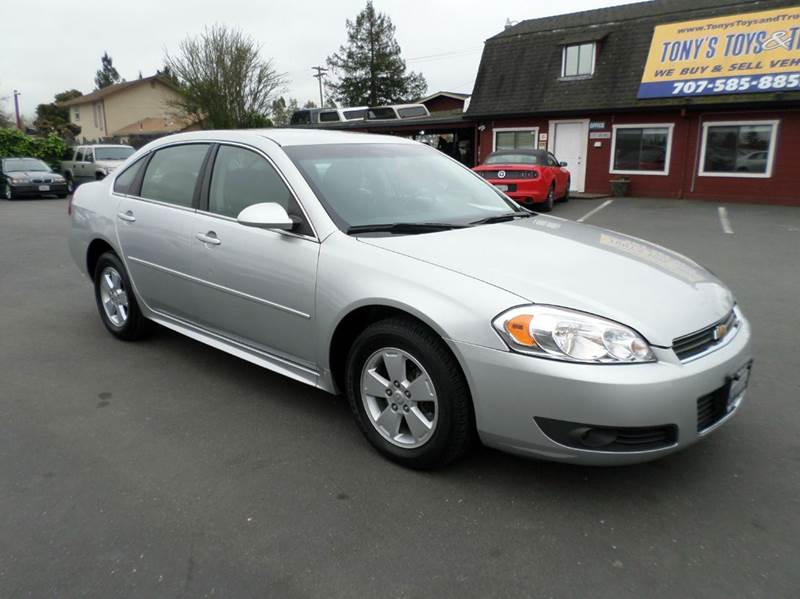 2010 CHEVROLET IMPALA LT 4DR SEDAN silver 2-stage unlocking doors abs - 4-wheel air filtration