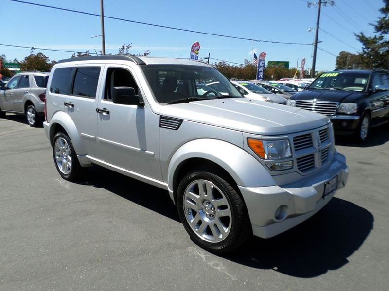 2007 DODGE NITRO RT 4DR SUV silver new tires nitro rt 2-stage unlocking doors abs