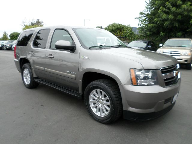 2008 CHEVROLET TAHOE HYBRID 4X2 4DR SUV charcoal hybrid 1 - owner abs - 4-wheel amfm cdmp3 sing