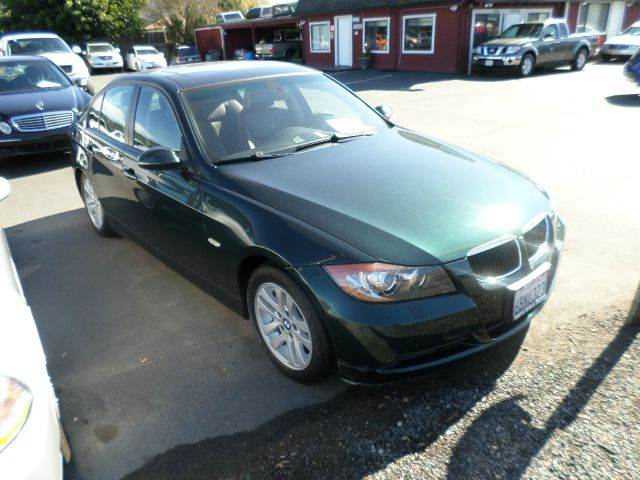 2007 BMW 3 SERIES 328I 4DR SEDAN green regular service done always service at dealership