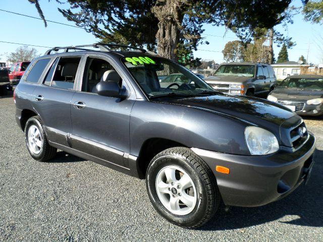 2006 HYUNDAI SANTA FE LIMITED AWD 4DR SUV gray abs - 4-wheel airbag deactivation - occupant sensi