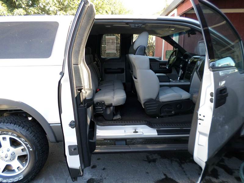 2004 FORD F-150 FX4 4DR SUPERCAB 4WD STYLESIDE 5
