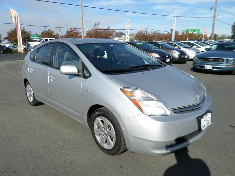 2009 TOYOTA PRIUS TOURING 4DR HATCHBACK silver one owner vehicle back up camera 2-stage unlo