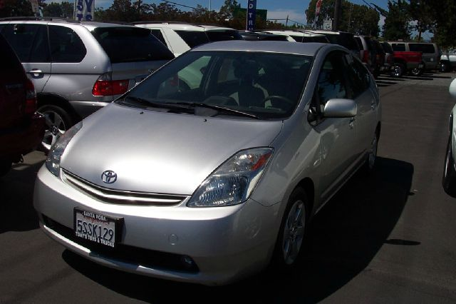 2005 TOYOTA PRIUS BASE 4DR HATCHBACK silver abs - 4-wheel alloy wheels center console - front co