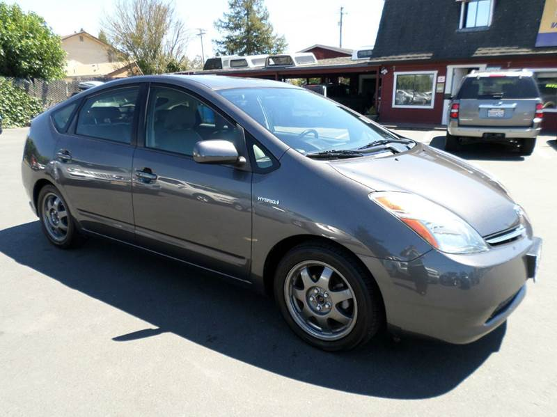 2009 TOYOTA PRIUS TOURING 4DR HATCHBACK drk gray one owner vehicle low mileage 2-stage u