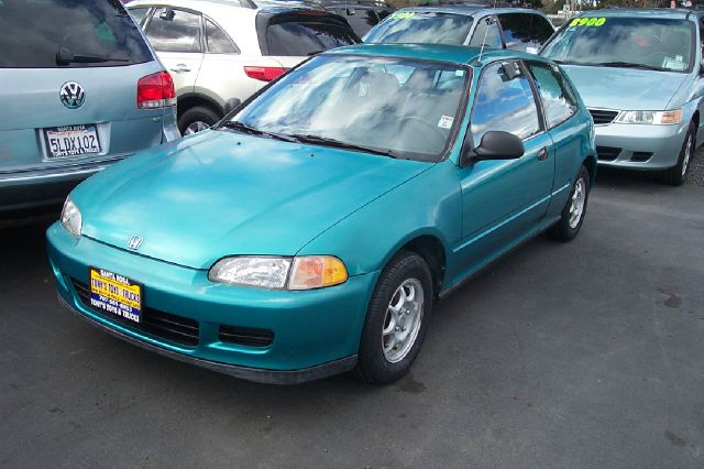 1992 HONDA CIVIC VX HATCHBACK