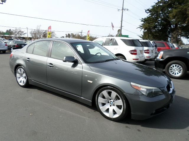 2005 BMW 5 SERIES 530I 4DR SEDAN drk gray 6-speed automatic transmission abs - 4-wheel anti-the