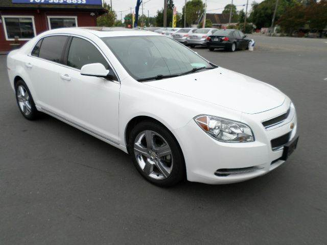 2011 CHEVROLET MALIBU LT 4DR SEDAN W2LT 1 owner 2-stage unlocking - remote abs - 4-wheel airbag
