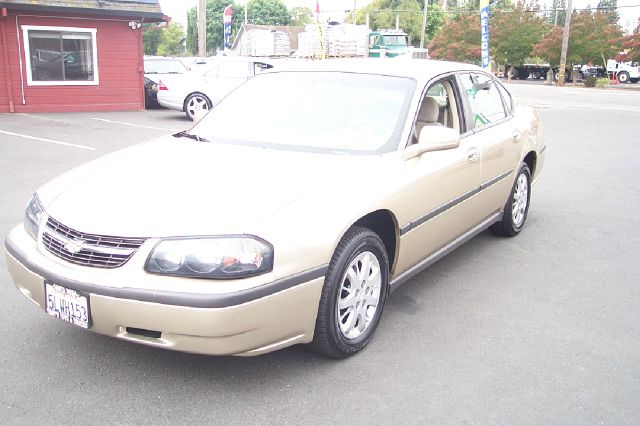 2005 CHEVROLET IMPALA BASE 4DR SEDAN