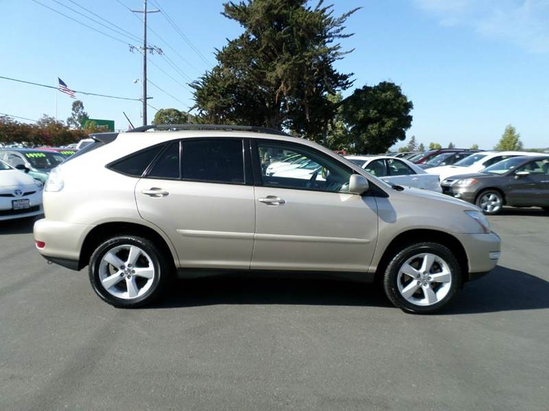 2006 LEXUS RX 330 BASE AWD 4DR SUV gold very clean suv low mileage vehicle 18 inch alloy
