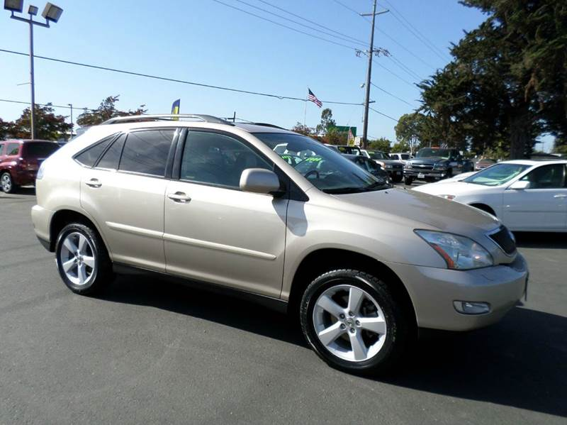 2006 LEXUS RX 330 AWD 4DR SUV gold very clean suv low mileage vehicle 18 inch alloy wheel