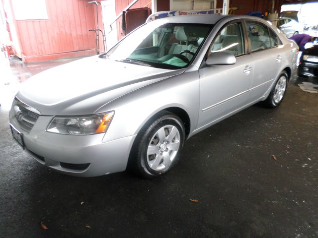 2008 HYUNDAI SONATA GLS 4DR SEDAN 4A silver 2-stage unlocking - remote abs - 4-wheel air filtrat