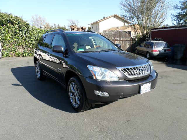 2009 LEXUS RX 350 BASE AWD 4DR SUV graphite 2-stage unlocking - remote abs - 4-wheel air filtra