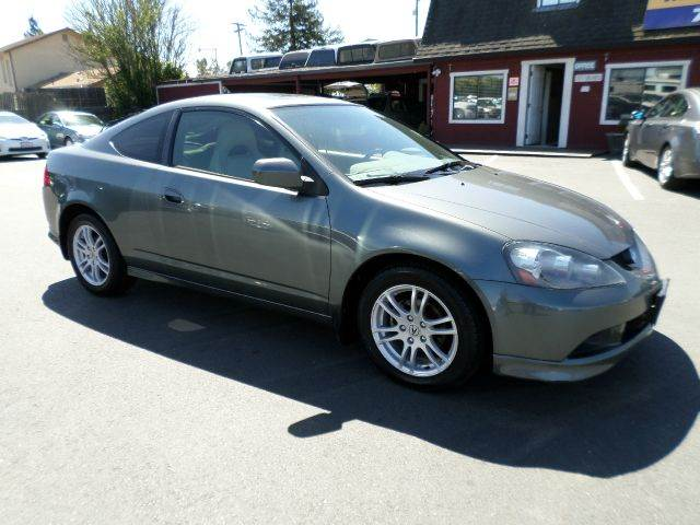 2005 ACURA RSX BASE WLEATHER 2DR HATCHBACK grey abs - 4-wheel anti-theft system - alarm center