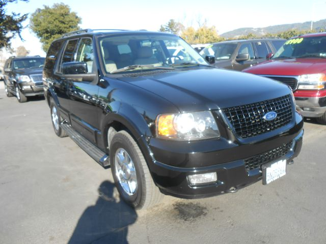 2005 FORD EXPEDITION LIMITED 4WD black 4wdawdabs brakesadjustable foot pedalsair conditioning