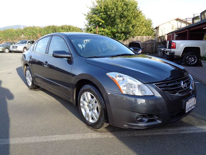 2010 NISSAN ALTIMA 2.5 4DR SEDAN