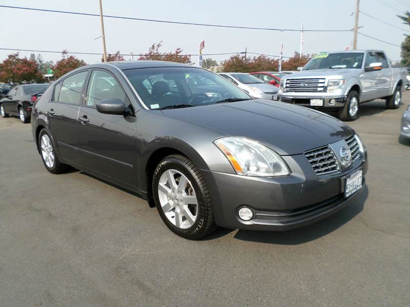 2006 NISSAN MAXIMA 35 SL 4DR SEDAN gray abs - 4-wheel active head restraints - dual front air