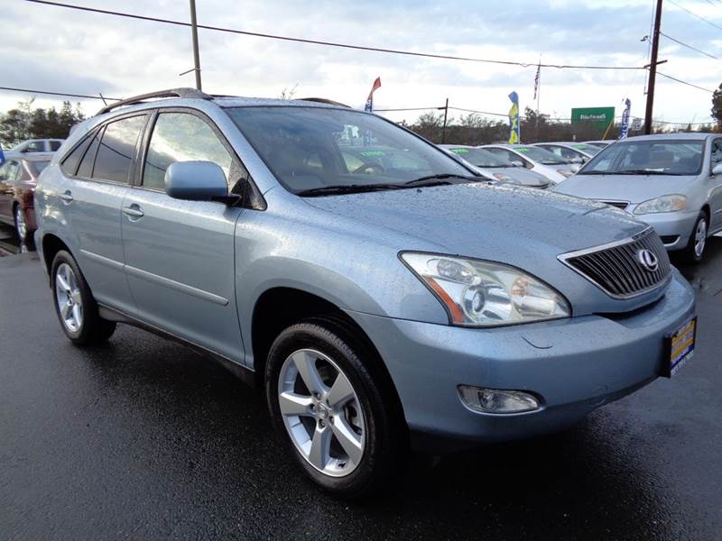 2006 LEXUS RX 330 BASE AWD 4DR SUV lt blue one owner clean suv abs - 4-wheel air filtratio