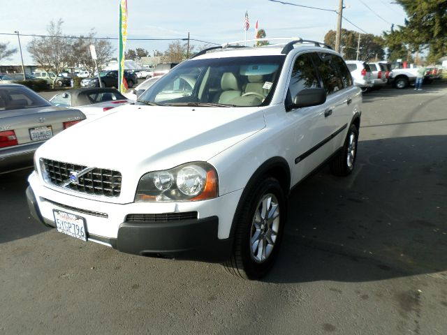 2005 VOLVO XC90 25T AWD 4DR SUV white abs - 4-wheel anti-theft system - alarm center console -