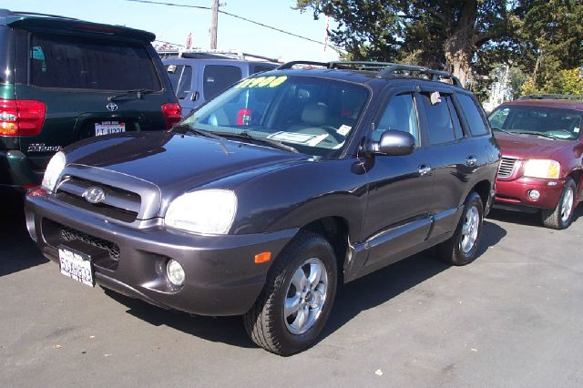 2006 HYUNDAI SANTA FE LIMITED 4WD grey 4wdawdabs brakesair conditioningalloy wheelsamfm radi