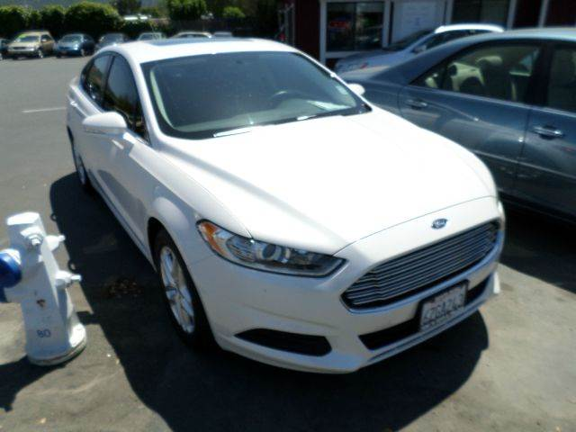 2013 FORD FUSION SE 4DR SEDAN 2-stage unlocking - remote abs - 4-wheel air filtration airbag de