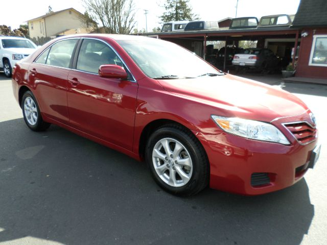 2011 TOYOTA CAMRY LE 4DR SEDAN 6A red 2-stage unlocking - remote abs - 4-wheel air filtration