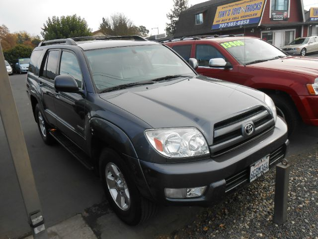2005 TOYOTA 4RUNNER LIMITED V6 2WD grey abs brakesair conditioningalloy wheelsamfm radioanti-