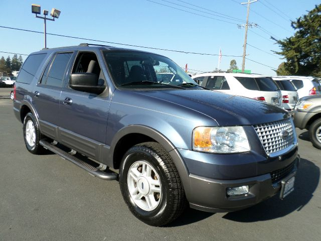 2004 FORD EXPEDITION XLT 4DR SUV blue abs - 4-wheel adjustable pedals - power anti-theft system