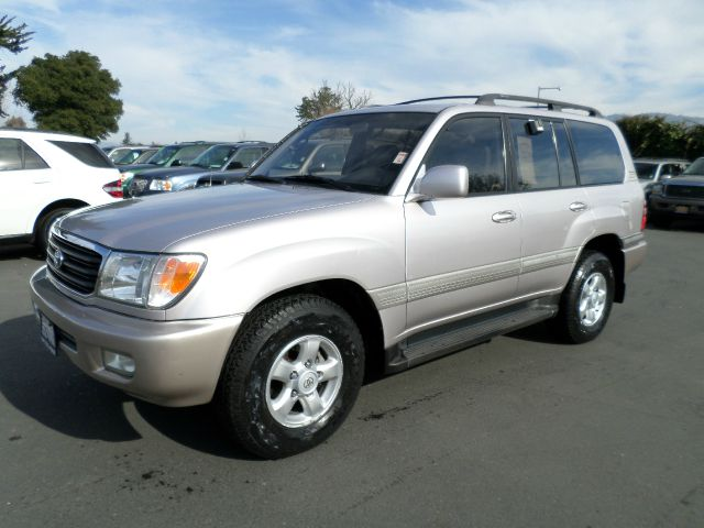 1999 TOYOTA LAND CRUISER 4DR STD 4WD SUV gray low miles abs - 4-wheel air conditioning - front an